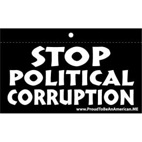 stoppoliticalcorruption